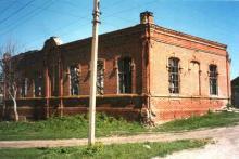 Former school in Anton.
